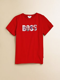 Hugo Boss - Boy's Logo Tee