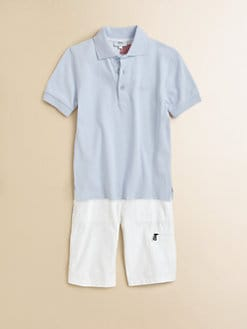 Hugo Boss - Boy's Solid Pique Polo