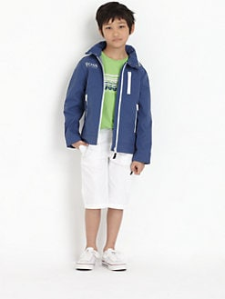 Hugo Boss - Boy's Hooded Windbreaker