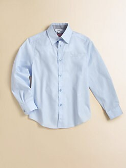 Hugo Boss - Boy's Cotton Poplin Shirt