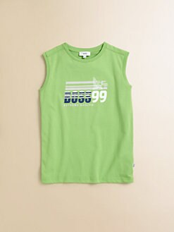 Hugo Boss - Boy's Sailing Muscle Tee