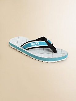 Hugo Boss - Boy's Signature Flip Flops