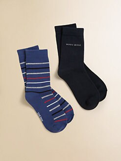 Hugo Boss - Trouser Sock Two-Pack