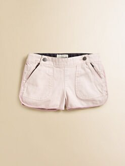 Stella McCartney Kids - Girl's Skype Denim Shorts