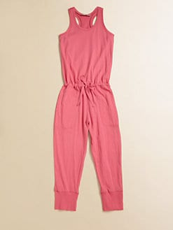 Stella McCartney Kids - Girl's Flo Jumpsuit