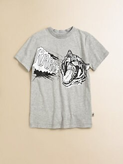 Stella McCartney Kids - Boy's Arlo Tiger Tee