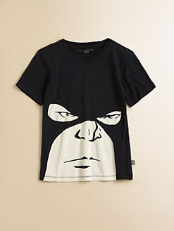 Stella McCartney Kids - Boy's Jimmie Mask Tee