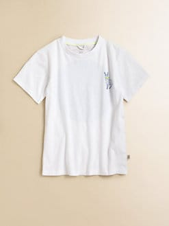 Stella McCartney Kids - Boy's Lawson Logo Tee