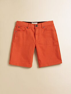 Stella McCartney Kids - Boy's Blake Denim Shorts