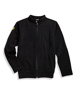 PUMA Ferrari - Boy's Ferrari Tricot Track Jacket