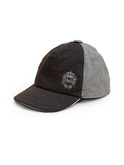 Dolce & Gabbana - Boy's Logo Cap