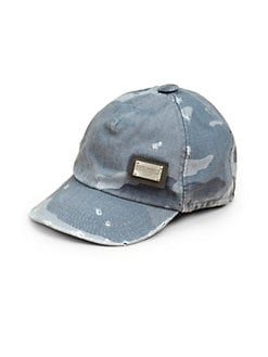 Dolce & Gabbana - Kid's Denim Cap
