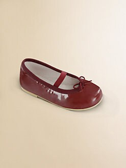 Bloch - Girl's Patent Leather Ballet Flats
