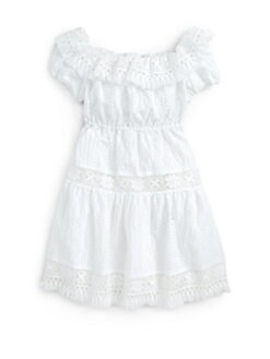 Dolce & Gabbana - Girl's Crochet Dress