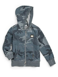 Dolce & Gabbana - Boy's Camo Hoodie