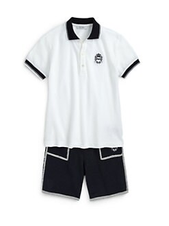 Dolce & Gabbana - Boy's Polo Shirt