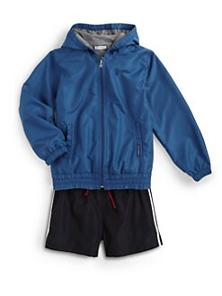 Dolce & Gabbana - Boy's K-Way Hooded Jacket