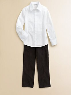 Dolce & Gabbana - Boy's Button-Front Shirt