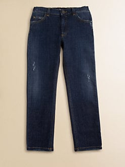 Dolce & Gabbana - Boy's Straight-Leg Jeans