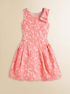 Zoe - Girl's Tulip Dress
