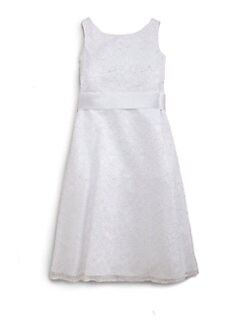 Us Angels - Girl's Lace Dress