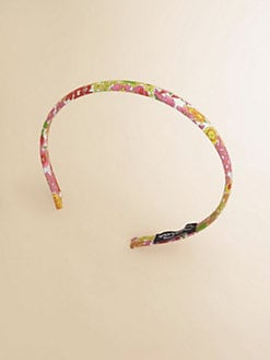 Oscar de la Renta - Girl's Floral Headband