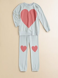 Wildfox Kids - Girl's Cheers Pajama Top