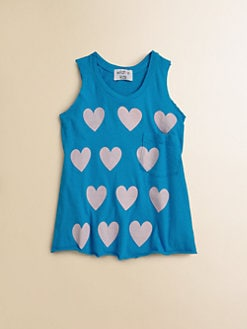 Wildfox Kids - Girl's Baby Love Tank Top