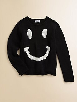 Wildfox Kids - Girl's 90's Smile Sweater