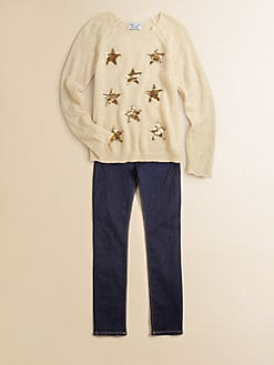 Wildfox Kids - Girl's Star Dust Sweater