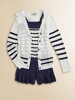 Junior Gaultier - Girl's Knit Cardigan