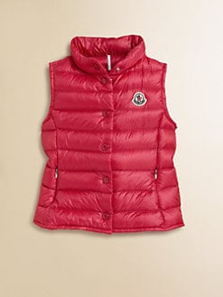 Moncler - Girl's Down Vest