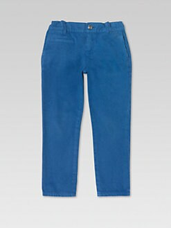 Gucci - Boy's Gabardine Pants