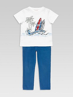 Gucci - Boy's Surfboard Tee