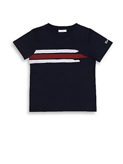 Gucci - Boy's Signature Web Tee