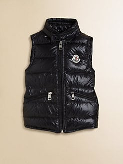 Moncler - Boy's Down Vest