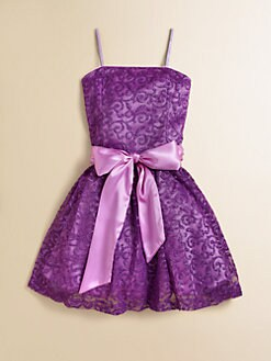 Un Deux Trois - Girl's Sparkle Party Dress