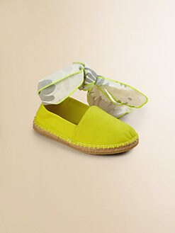 Little Marc Jacobs - Toddler's & Girl's Espadrilles