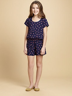 Splendid - Girl's Print Romper