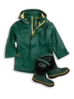 Hatley - Boy's Classic Raincoat