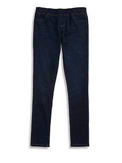 Tractor - Girl's Skinny Denim Leggings