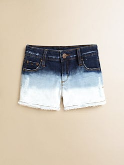 Tractor - Girl's Ombré Denim Shorts