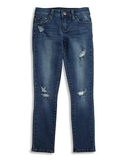 Tractor - Girl's Distressed Jeans