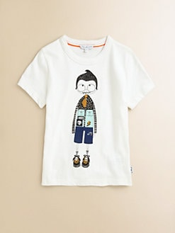 Little Marc Jacobs - Boy's Graphic Tee
