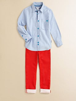 Little Marc Jacobs - Boy's Oxford Shirt