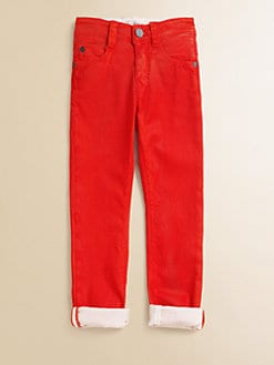 Little Marc Jacobs - Boy's Slim Fitting Pants