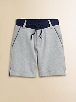 Little Marc Jacobs - Boy's Fleece Shorts