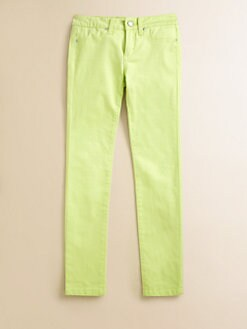Joe's - Girl's Solid Skinny Jeans