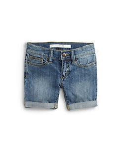 Joe's - Girl's Denim Bermuda Shorts