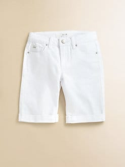 Joe's - Girl's Cuffed Bermuda Shorts